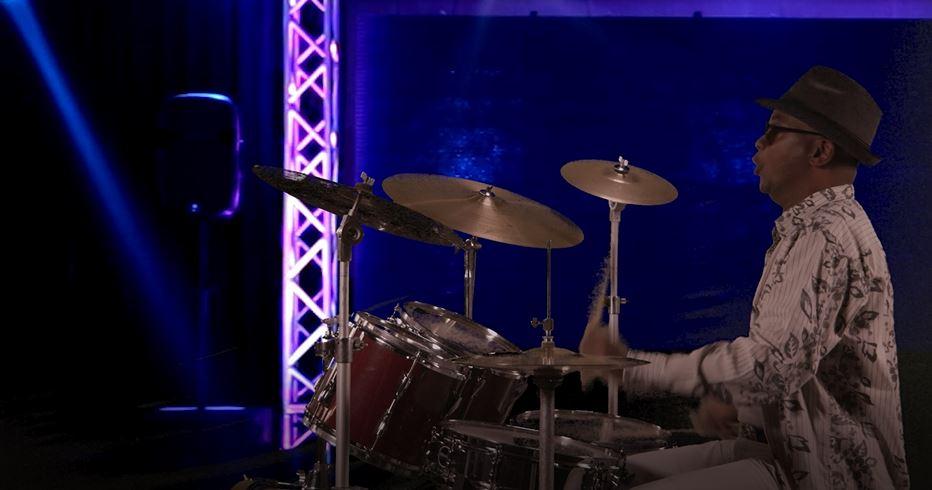 Action Marius Tajon Drummer
